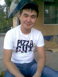 Жандос Каташев, 3 ноября , Москва, id153620127