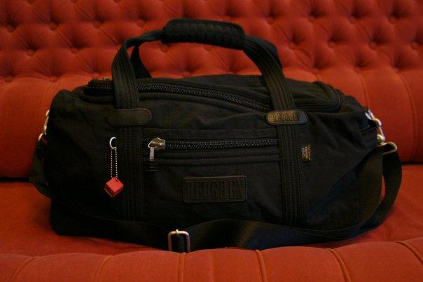 Продается абсолютно новая дорожная сумка HEDGREN 2500р
