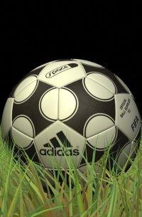 Скачать бесплатно картинку 128х160 (6988: Футбол, Объекты, Спорт, Трава) на телефон.