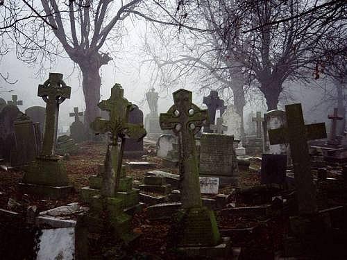 Готы эротические на кладбище фото 793-394