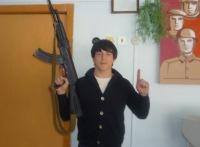 Хаджимурад Алеев, 18 апреля 1999, Краснодар, id164051794