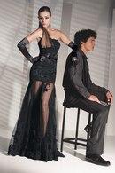 Платья на выпускной бал 2012: берем уроки стиля у юных звезд.