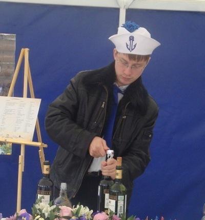 Юрий Вершинин, 3 февраля , Нижнекамск, id12614807