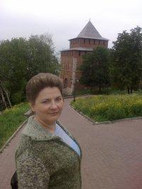 Светлана Старикова, 8 января , Нижний Новгород, id96241216