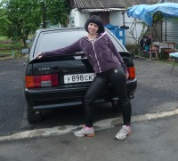 Марина Бурдинская, 15 ноября 1989, Майкоп, id42076778
