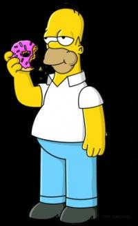 Homer Simpson, id118827662