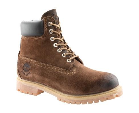 Как заказать обувь Timberland по собственному дизайну?