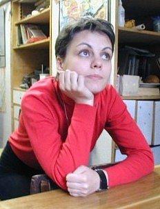 Оленка Бараненко