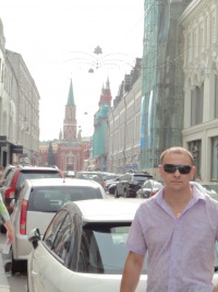 Александр Степанов, 3 августа , Барнаул, id142888483