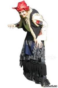 Костюм бабы яги фото своими руками для девочек