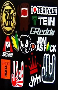 JDM стикеры , наклейки на телефоны , ноутбуки , мопеды !!! | ВКонтакте
