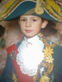 Шамиль Байрамов, 10 сентября 1994, Москва, id34415091