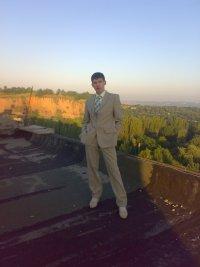 Артём Аношин, 24 января 1992, Алчевск, id30206145