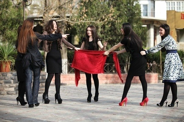 характер киргизкой девушки