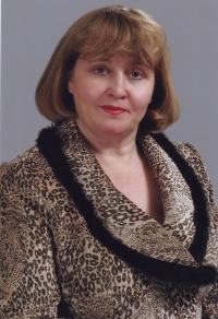 Любовь Маленьких, 16 августа 1995, Ноябрьск, id36535242