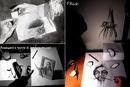 художественной школы, академический рисунок, рисунок карандашом.