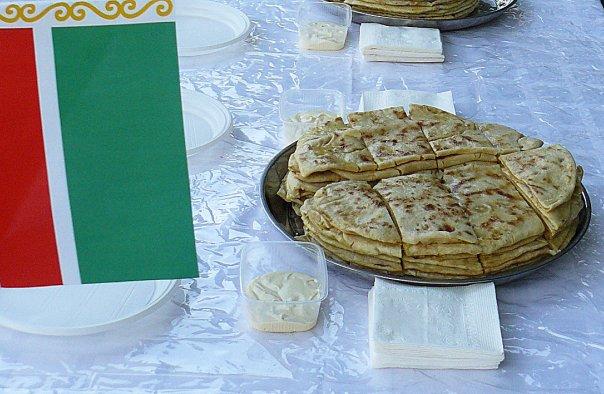 Чеченские пироги