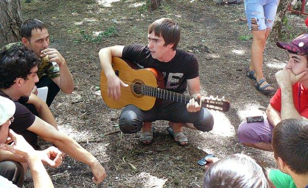 Машук 2010. Чечня. КЧР. Закрытие. 14-16 августа.