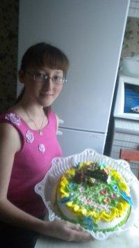 Марина Копылова, 23 июля 1990, Ханты-Мансийск, id77900662