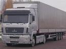 Лицензионный ЯМЗ-650.10 сейчас проходит дорожные испытания, в частности, на новом тягаче МАЗ-5440А9.