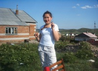 Mika Esenova, Усть-Каменогорск