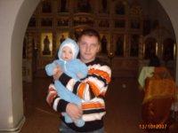 Саша Никифоров, 18 апреля 1990, Новоспасское, id37409225