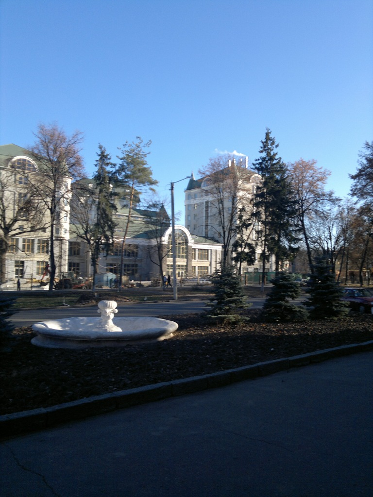 24.11.11 Будівництво корпусу нового університету