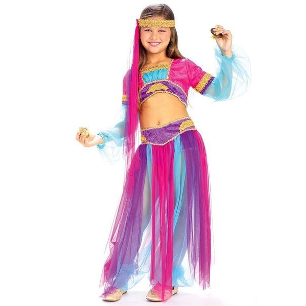 Восточные танцы для детей.