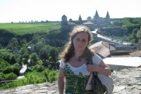Ольга Соколовская, 16 сентября , Волга, id156574169
