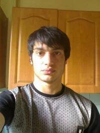 Раджаб Шамидов, 6 августа 1998, Москва, id119134548