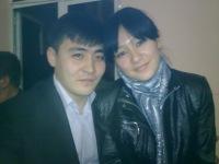 Жанат Бураева, 25 декабря 1989, Новосибирск, id116268863