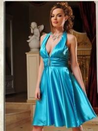 Выпускные платья 2012.  Длинные...  Журнал невесты.