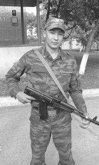 Владимир Саранов, 13 июня , Яшалта, id96401738
