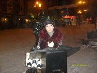 Светлана Лещун, 20 марта 1989, Ульяновск, id77285052