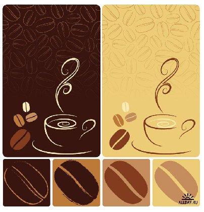 """Оригинал - Схема вышивки  """"кофе дуо """" - Схемы вышивки - juliafilina2305 - Авторы - Портал  """"Вышивка крестом """" ."""
