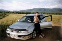 Михаил Бондаренко, 18 сентября , Улан-Удэ, id129865896