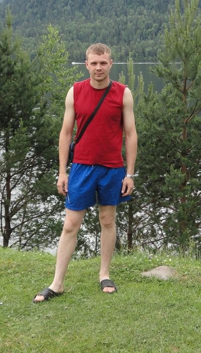 Вячеслав Серебренников, 26 февраля 1986, Новосибирск, id36408800