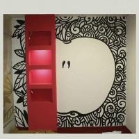 Мастер-класс по росписи стен с использованием...