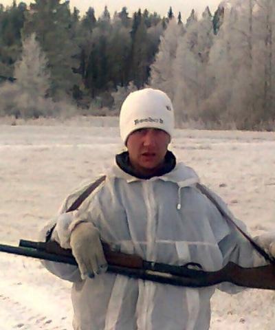 Александр Филин, 18 апреля , Архангельск, id147835396