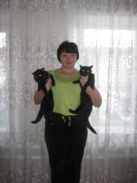 Марина Гнатюк, 18 июля 1985, Миллерово, id136159028