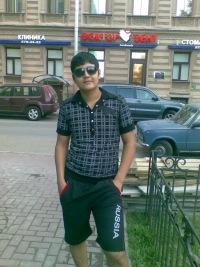 Принс Хаитбаев, 28 сентября 1990, Санкт-Петербург, id105154252