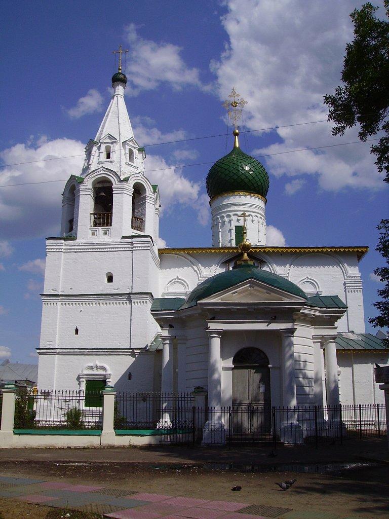 Достопримечательность - Храм Дмитрия Солунского