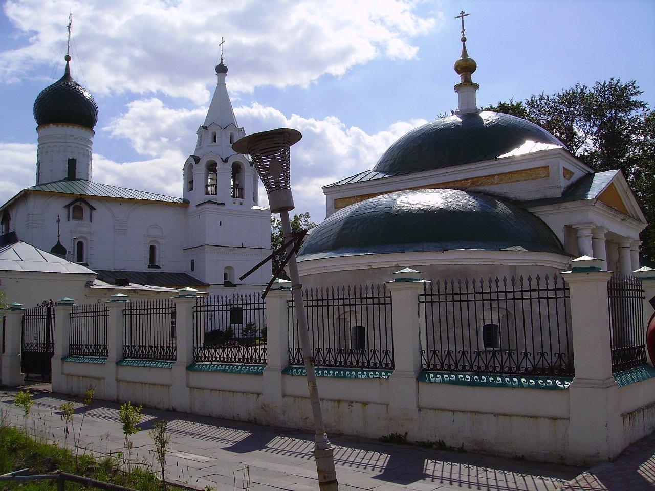 Фотогалерея Храма Дмитрия Солунского