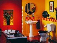 дизайн ванной комнаты своими руками.