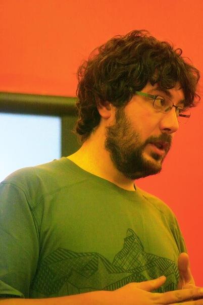 Артемий Лебедев, дизайнер, блогер