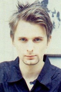 matthew bellamy red hair