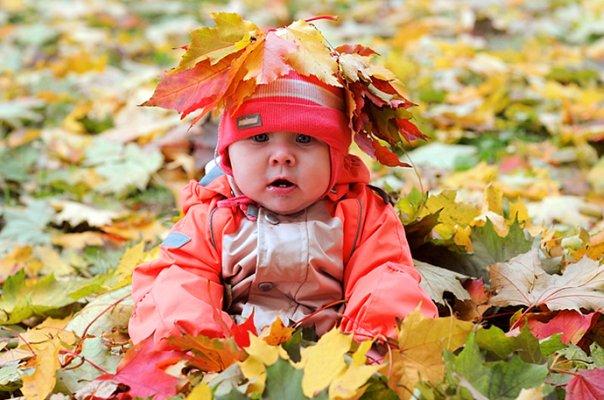 Малыш и природа