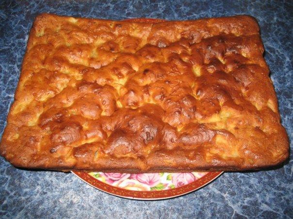 Как печ пироги