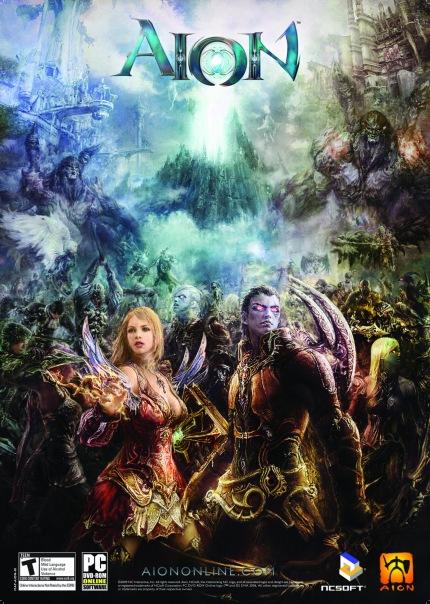 2.1.0.3. MMORPG. AION: Assault on Balaurea / Айон - Нападение на Балаурию