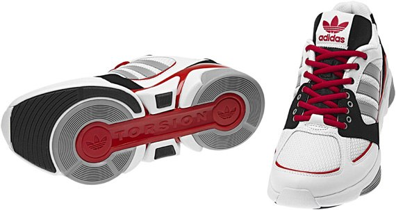 competitive price 07ca6 36ea8 adidas Originals adiMEGA Torsion Flex Casual